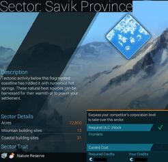 Savik Province 01