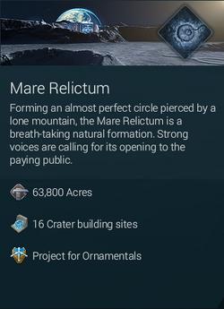Mare Relictum large