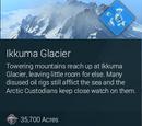 Ikkuma Glacier