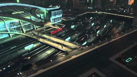Anno 2205 Train Station