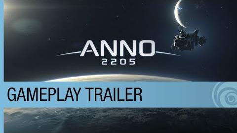 Anno 2205 Game Play Trailer -US-
