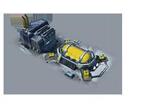 Production Cryostatic chamber heavy arctic 212348