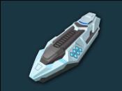 Glacier Ship