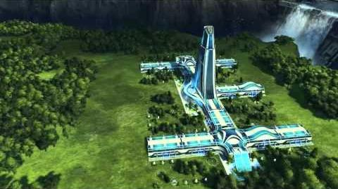 Anno 2205 Headquarters