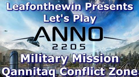 Military Mission - Qannitaq Conflict Zone on Expert Difficulty