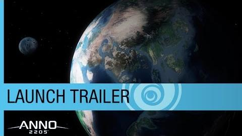 Anno 2205 Launch Trailer US