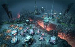 Под водой 2070