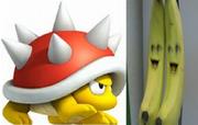 Spiny banana