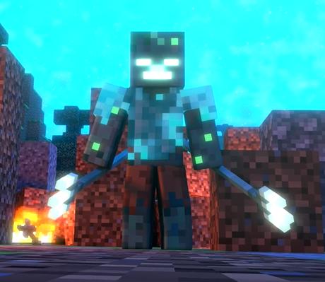 Drowned Zombie God | Annoying Villagers Wiki | FANDOM