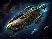 Protoss carrier