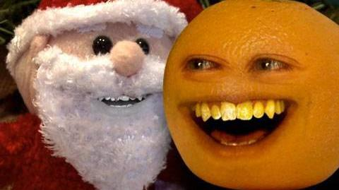 Annoying Orange 4: Sandy Claus
