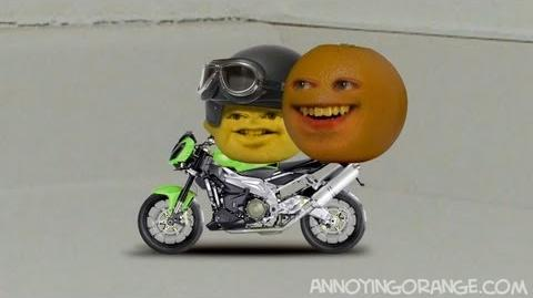 Annoying Orange: GO! BWAAAH!
