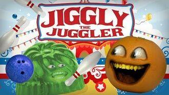 Annoying Orange - Jiggly the Juggler!