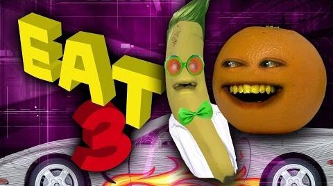Annoying Orange: EAT 3 Conference!