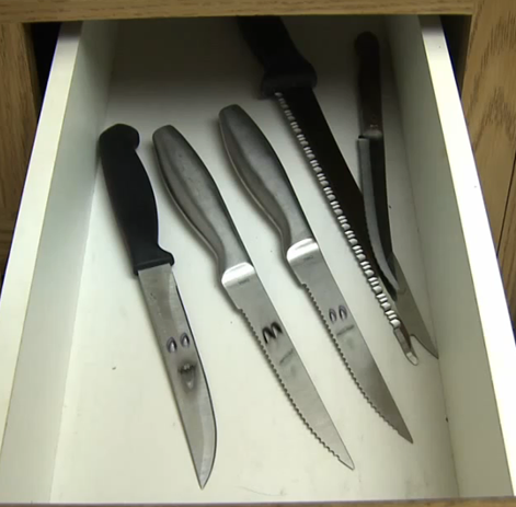 Sharpest Knives In The Drawer