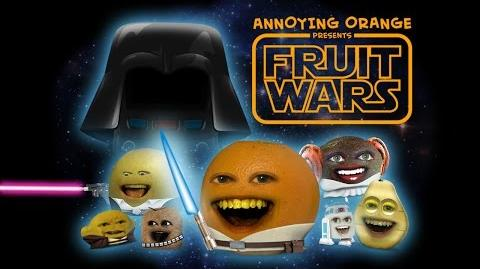 Annoying Orange - FRUIT WARS The Fart Awakens Teaser Trailer (Star Wars Force Awakens Parody)
