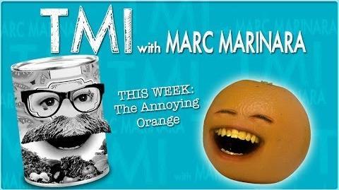 Annoying Orange - TMI Podcast (ft. Markiplier)