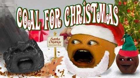 Annoying Orange: Coal For Christmas