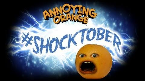 Annoying Orange - Shocktober!!!