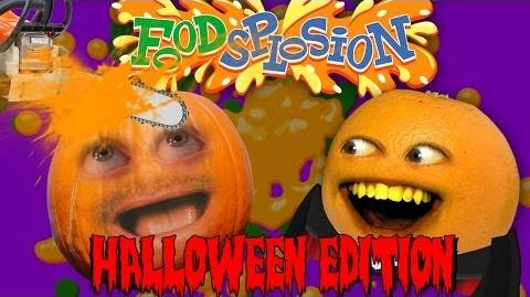 Annoying Orange - Foodsplosion Halloween Edition