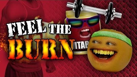 Annoying Orange - Feel the Burn (ft. Chester See)