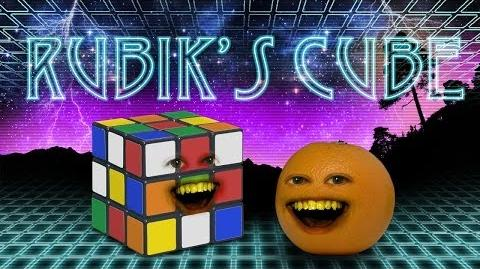 Annoying Orange: Rubik's Cube
