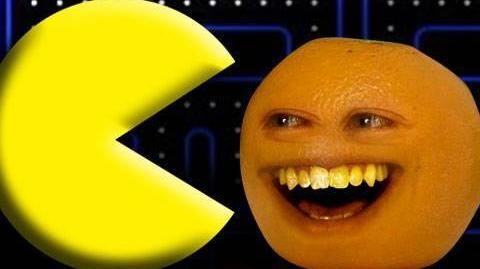 Annoying Orange Pacmania