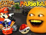 Annoying Orange: Vs. Mario Kart