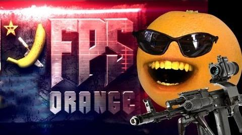 Annoying Orange: FPS Orange