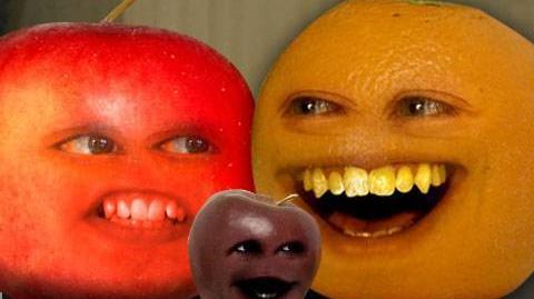 Annoying Orange Crabapple