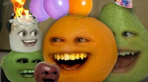 Annoying Orange: Happy Birthday!