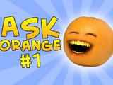 Annoying Orange: Ask Orange 1
