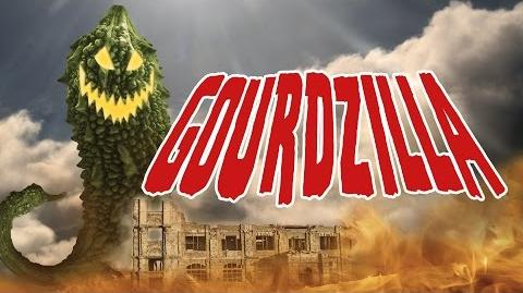 Annoying Orange: Gourdzilla