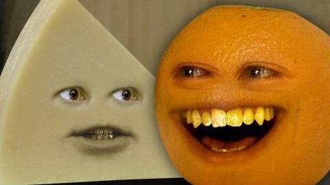 Annoying Orange A cheesy episode