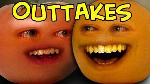 Annoying Orange 3 OUTTAKES
