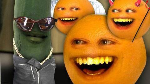 Annoying Orange: Cruel as a Cucumber