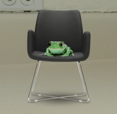 Merveilleux The Frog Chair