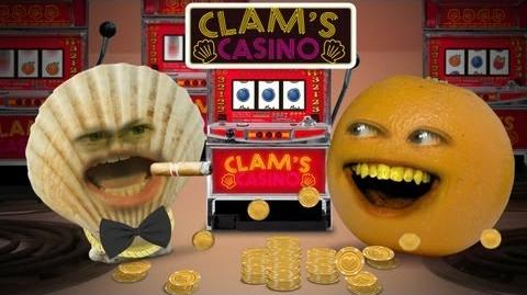 Annoying Orange: Clam's Casino