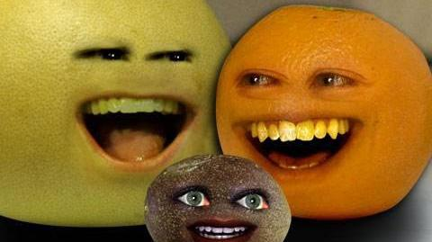 Annoying Orange 7: Passion of the Fruit