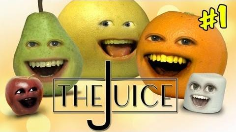Annoying Orange: The Juice 1