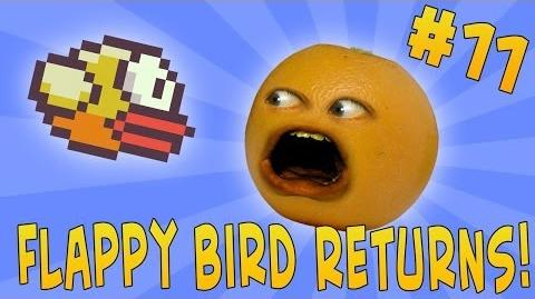 Annoying Orange: Ask Orange 11: Flappy Bird Returns