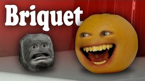 Annoying Orange - Briquet