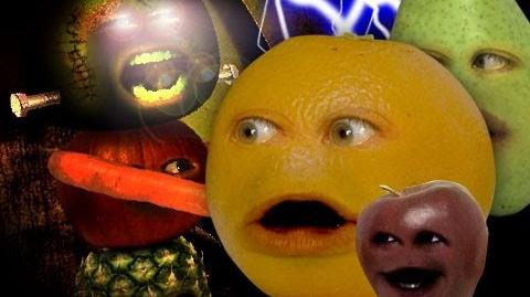 annoying orange frankenfruit annoying orange wiki
