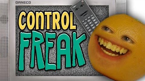 Annoying Orange: Control Freak