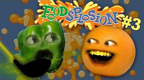 Annoying Orange: FOODSPLOSION 3: Pablo The Pepper