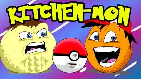 Annoying Orange: Kitchen-Mon