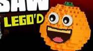 Orange Lego