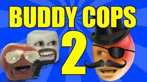 Annoying Orange - Buddy Cops 2 Stachehouse