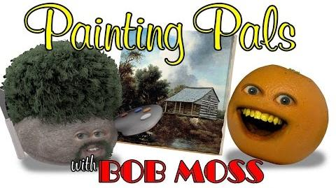 Annoying Orange: Painting Pals with Bob Moss