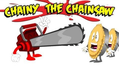 Annoying Orange: ORANGE APPROVED: Chainy the Chainsaw